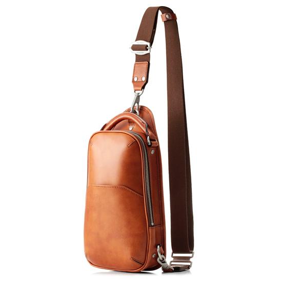 ワンショルダー(Waxed Leather)