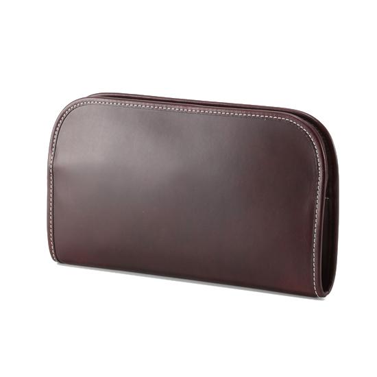クラッチバッグ(Waxed Leather)
