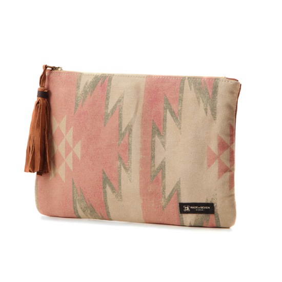 "CLUTCH BAG ""RED CANYON"""