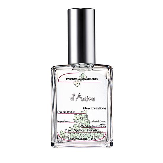 【送料無料】eau de perfum(d'Anjou)