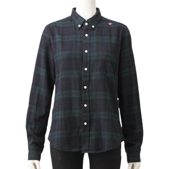 Womens Viera Check B.D Shirt